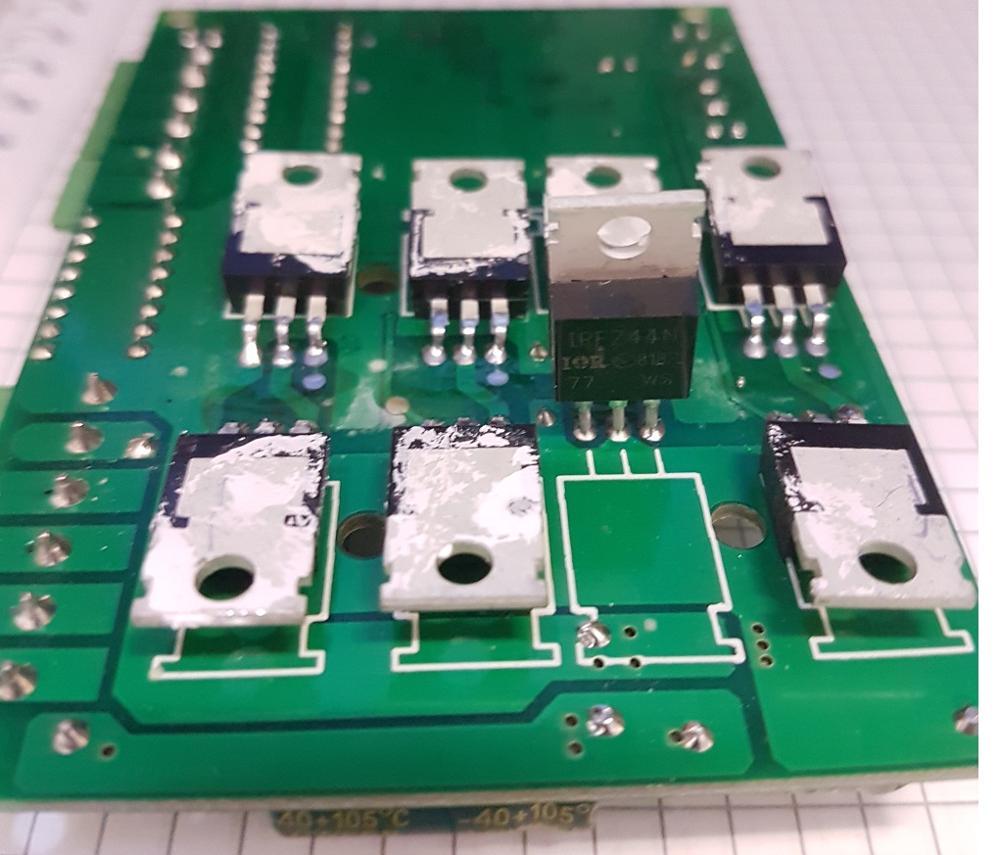Acionador do motor Impressora Impressora Stepper