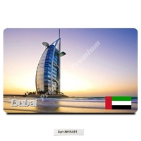 Dubai United Arab Emirates souvenir gift magnet for collection