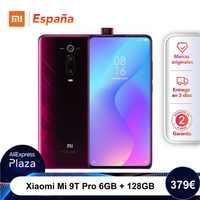 Xiaomi Mi 9T Pro (128GB ROM, 6GB RAM, Doble Cámara Trasera de 48 MP, Android, Nuevo, Libre) [Teléfono Movil Versión Global para España] mi9tpro