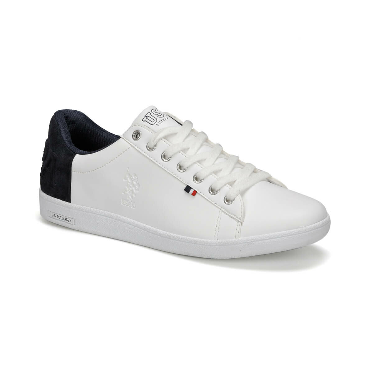 FLO PEDRO 9PR White Men 'S Sneaker Shoes U.S. POLO ASSN.