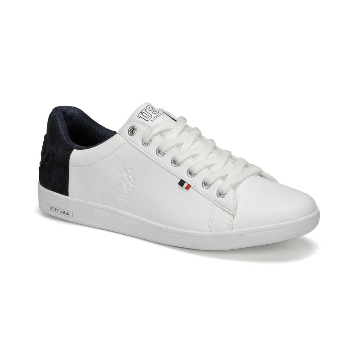 FLO PEDRO 9PR White Men 'S Sneaker Shoes U.S. POLO ASSN.