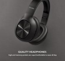 Mixcder – écouteurs sans fil HD901, Bluetooth 5.0, carte TF, contrôle gratuit, pilotes 40MM, casque avec Microphone pour personnes