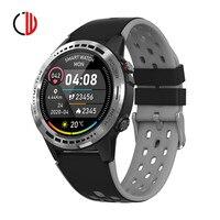 CZJW M7 GPS 똑똑한 시계 남자 Muti 언어 스포츠 Smartwatch 적당 추적자 옥외 Alititude 안드로이드 IOS 전화를위한 방수