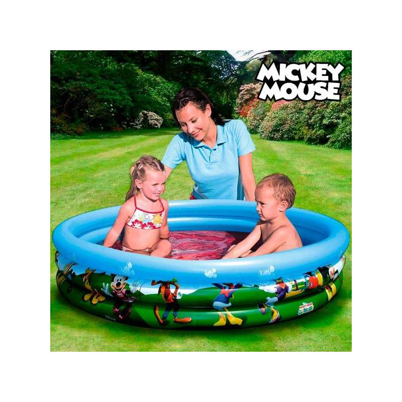 Inflatable Pool Mickey Mouse Club House