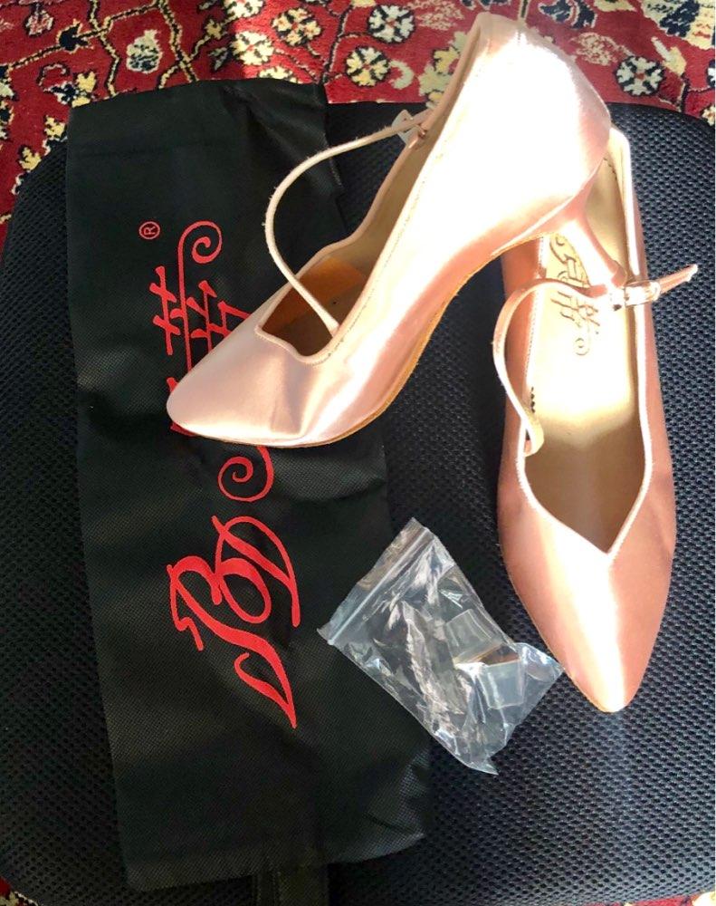 Sapatos de dança Mulheres Padrão Clássico