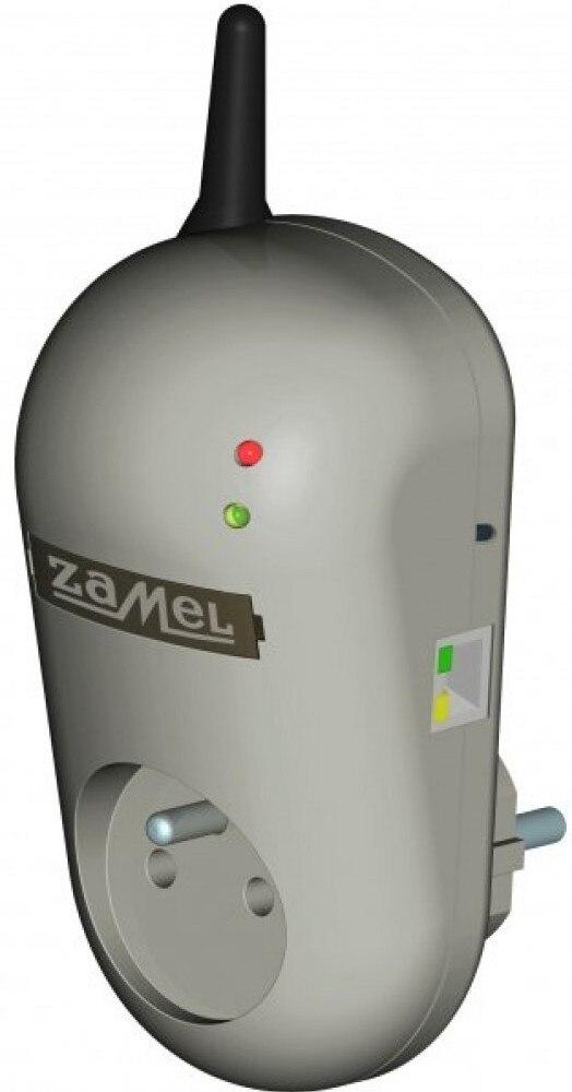 Zamel Приемник дистанционный выключатель LAN розеточный GRL 01|Управление умным домом| | АлиЭкспресс