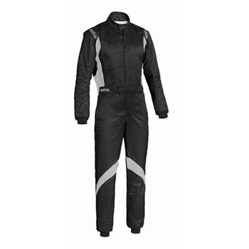 S001127954NR-Dungarees Superspeed Rs-9 Size 54 Black Sparco