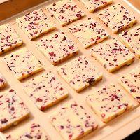 蔓越莓饼干   烘焙入门必学课程的做法图解9