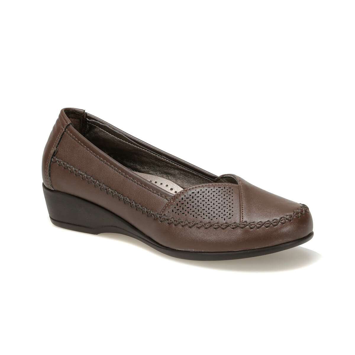 FLO 81.157280.Z Brown Women 'S Classic Shoes Polaris