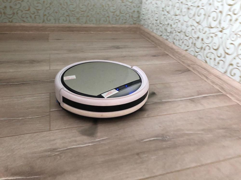 Robot vacuum cleaner ILIFE V50 for dry cleaning Vacuum Cleaners    - AliExpress