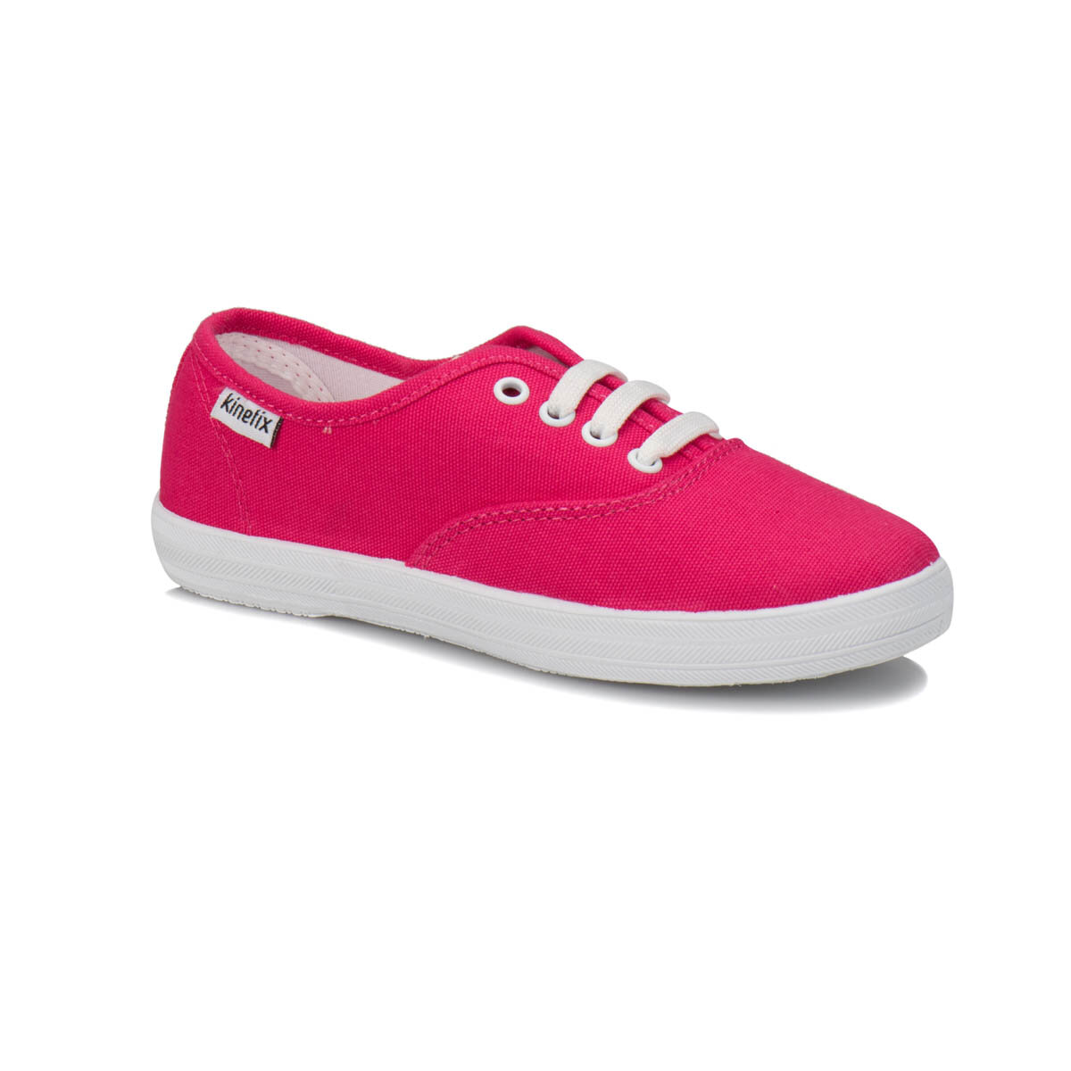 FLO HELEN Fuchsia Female Child Sneaker Shoes KINETIX