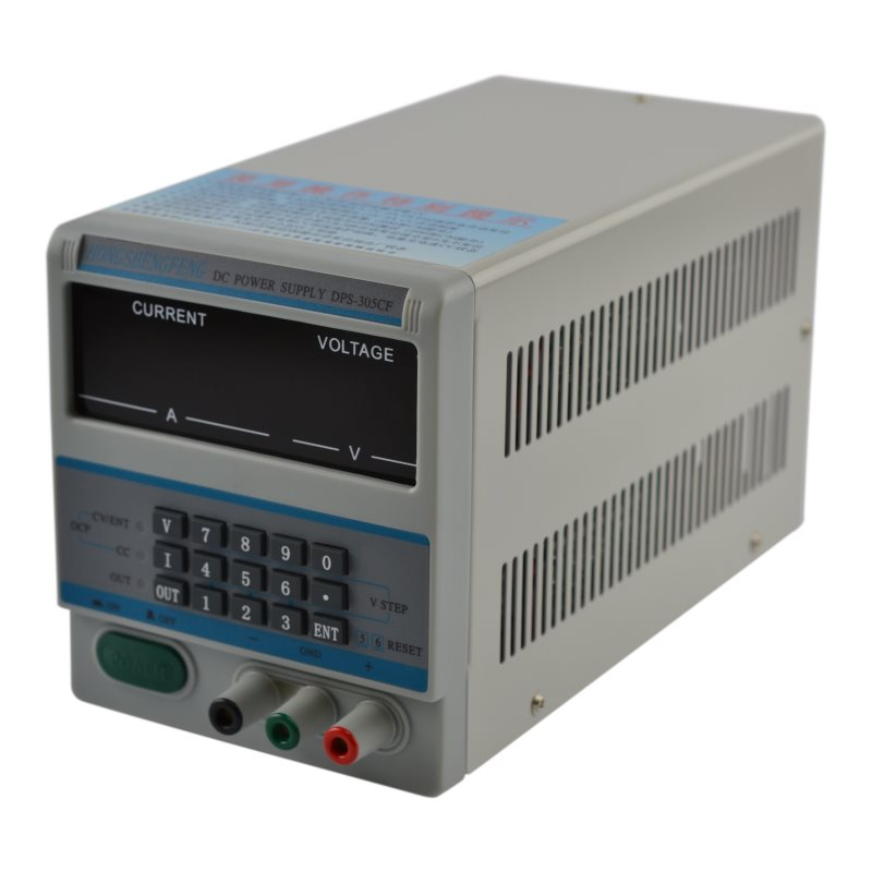 DPS-305CF Power Supply Programmable With Digital Display