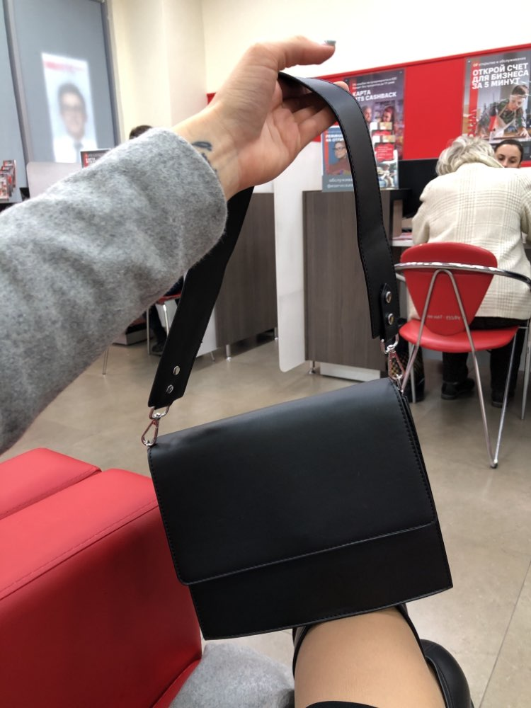 Women Fashion Simple Commute Briefcase Summer New Small Square Bag Wild Shoulder Messenger Bag Multi Function photo review
