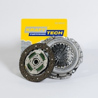 Clutch for Ford Connect 1.8 b/N Krafttech W01220D9|Clutch & Accessories| |  -