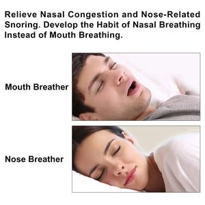 Image 2 - WoodyKnows супер поддерживающие Носовые расширители, носовые дыхательные средства, для носа, против храпа вентиляционные отверстия