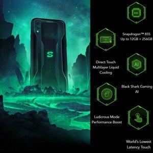Image 3 - Phiên Bản Toàn Cầu Xiaomi Cá Mập Đen 2 256GB Rom Ram 12GB Chơi Game Điện Thoại (Thương Hiệu Mới/Kín) blackshark2256 Di Động Smartphone