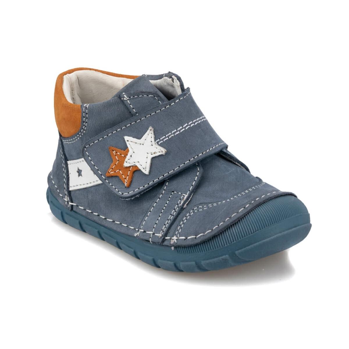 FLO 92.511707.I Blue Male Child Sport Shoes Polaris