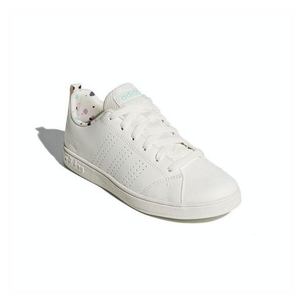 Zapatillas Deportivas Adidas VS Advantage CL K Blanco