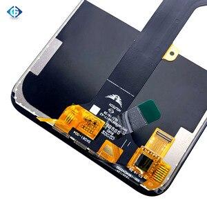 Image 5 - 6.1 ekran onarım için Tecno Spark 4 hava KC6 KC1J LCD ekran dokunmatik ekranlı sayısallaştırıcı grup Tecno Spark 4 hava LCD sensörü