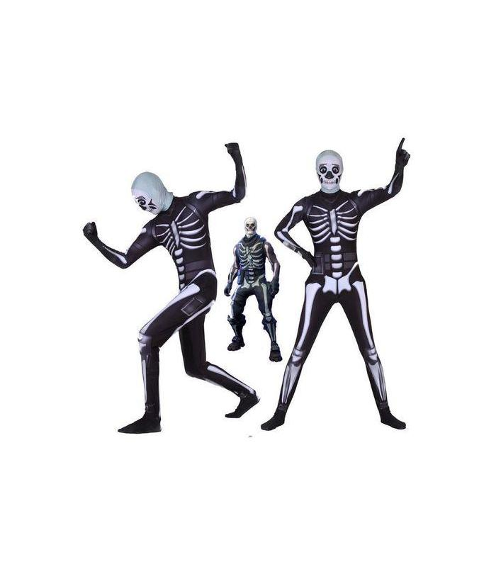 Costume Skull Trooper Fornite AD Toy Store Articles Created Handbook