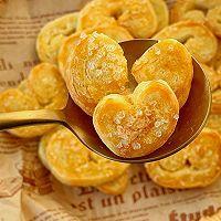 """#美食说出""""新年好""""#免开酥酥脆到掉渣的手抓饼蝴蝶酥的做法图解15"""