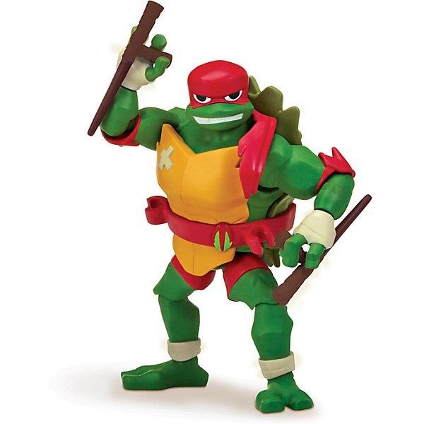 Figure Playmates Teenage Mutant Ninja Turtles Raphael Series ROTMNT