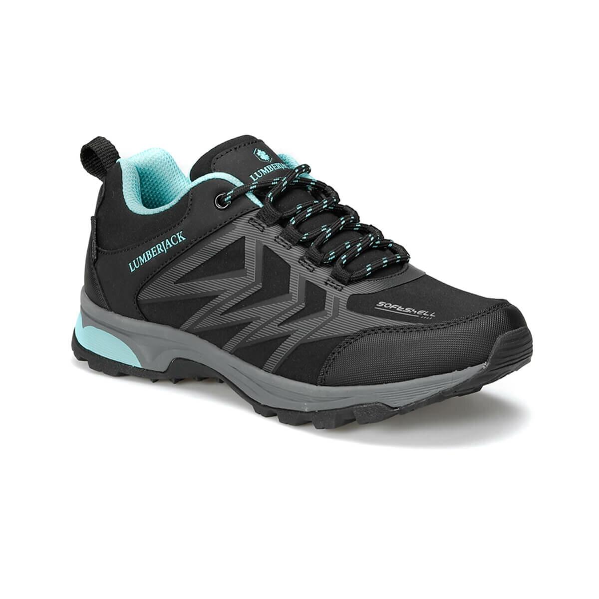 FLO STOWE WMN 9PR Black Women 'S Outdoor Shoes LUMBERJACK