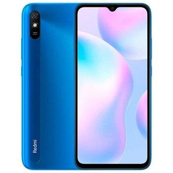 Купить Movil Смартфон Xiaomi REDMI 9A 32 ГБ rom 2 Гб ram 13 МП камера 6,53 дюймцвета зеленый, серый и синий новый в герметичной коробке выпущен