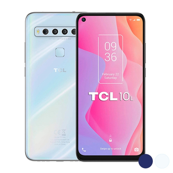 Перейти на Алиэкспресс и купить Смартфон TCL 10L, экран 6,53 дюйма, восемь ядер, 6 ГБ ОЗУ 64 ГБ