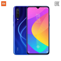 Mobile Phones Xiaomi 25206 smartphone smartphones pure android capacious powerful battery redmi mi 9 lite 6GB+64GB 6 GB+64 GB 6.39 2340x1080 2 nano SIM 4030 mAh Mi9