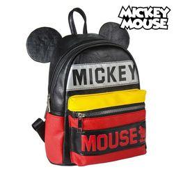 Casual Rucksack Mickey Maus 72818 Schwarz Rot Gelb