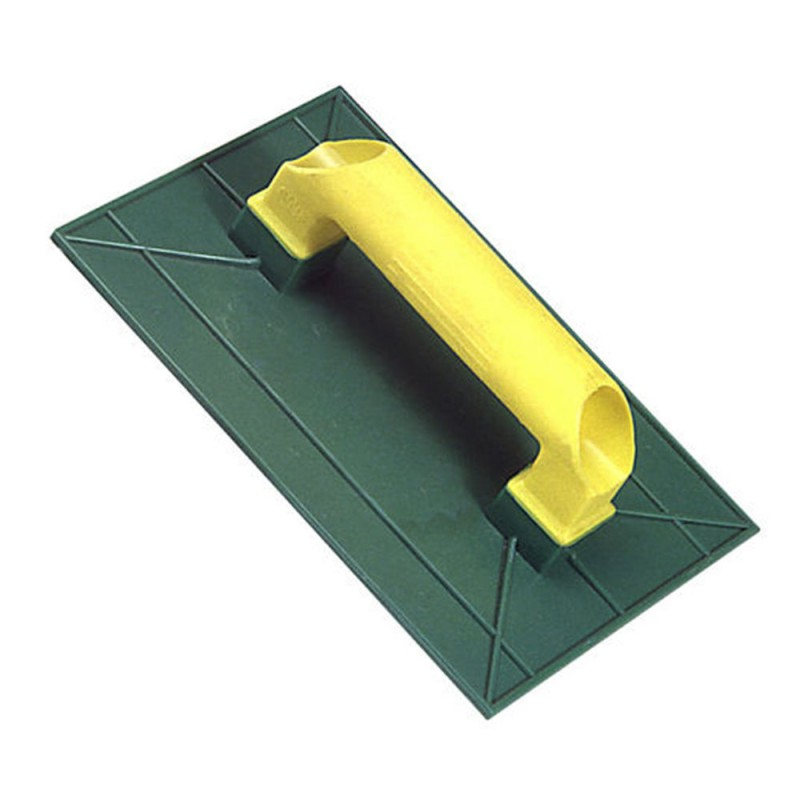 Float Plastic 275x185mm. Yellow 275x185mm.