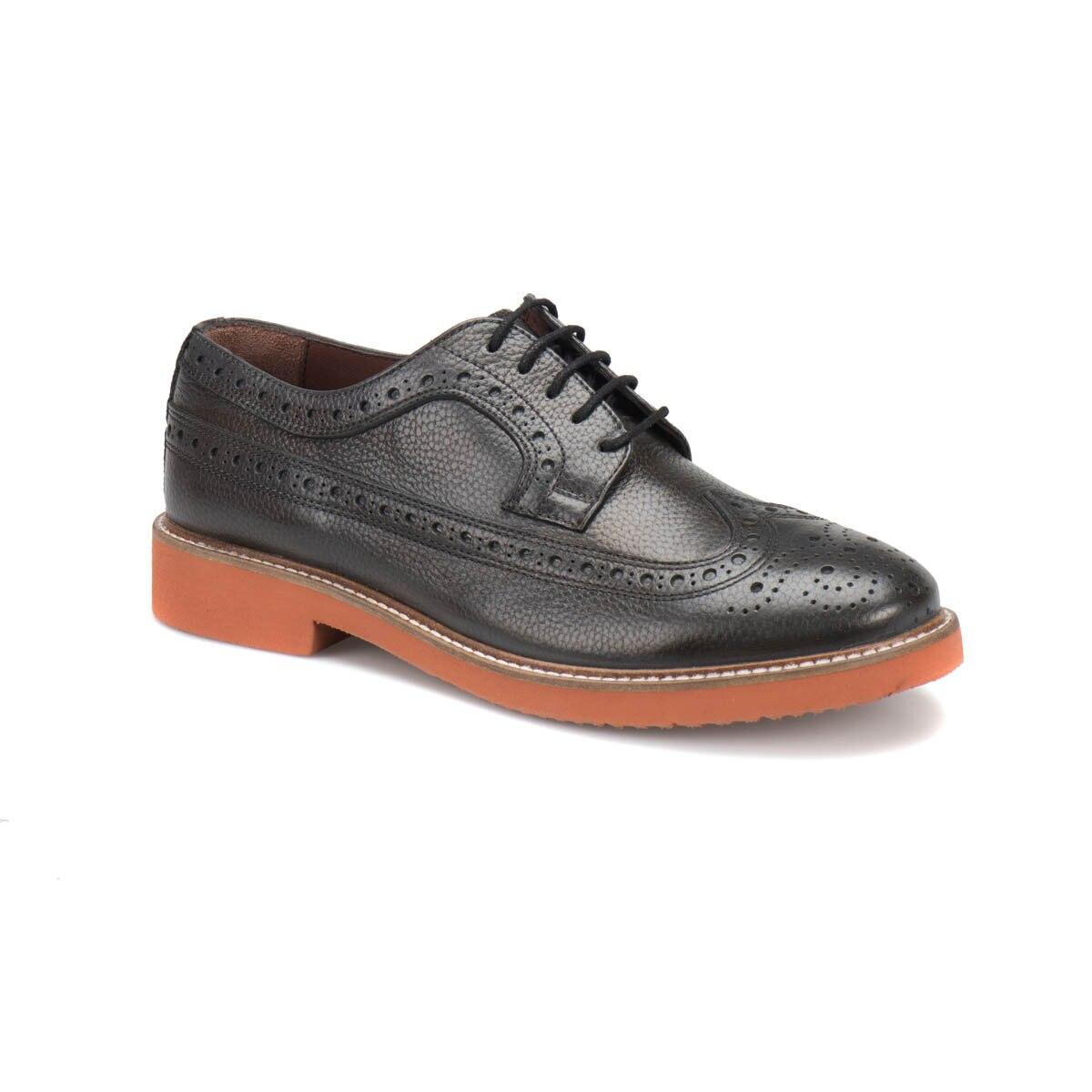 FLO 70105-1 M 1506 Navy Blue Men 'S Modern Shoes Cordovan