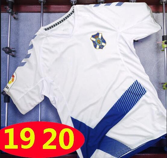 2019 For Tenerife Futbol Camisa Shirts 2019 2020 Tenerife Camiseta De Futbol Shirt Leisure Best Quality Casual Running T-Shirts