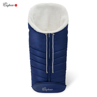 Envelope in the stroller Esspero Cosy White baby cocoon stroller accessories original brand warm winter stroller bag baby footmuff infant sack sleep blanket envelope baby swaddl envelope warm for compact dense travels