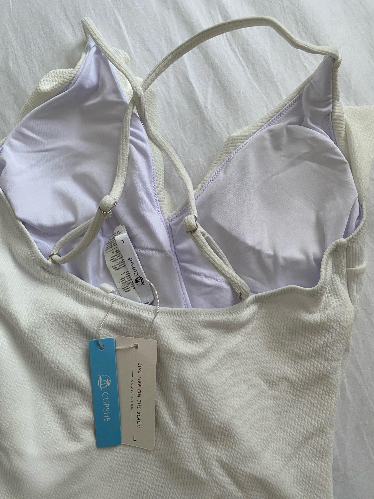 CUPSHE Happy Ending Yellow Solid One piece Swimsuit Falbala V neck Ruffle Sexy Monokini 2021 Ladies Beach Bathing Suit Swimwear|swimwear ladies|one-piece suitswimwear bathing suit - AliExpress