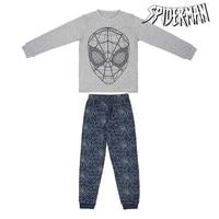어린이 Pyjama 스파이더 맨 74807 그레이 블루 (2 Pcs) -