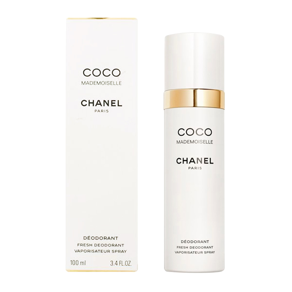 Spray Deodorant Coco Mademoiselle Chanel (100 Ml)