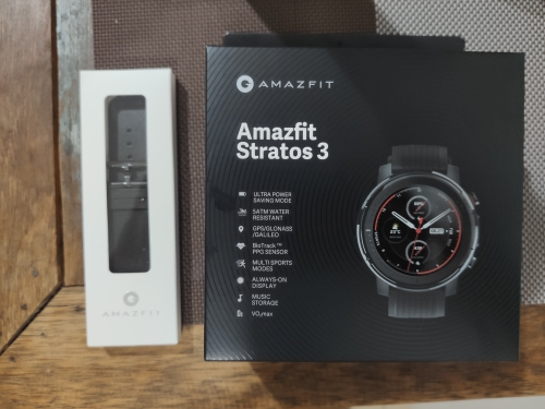 In Stock New Amazfit Stratos 3 Smart Watch GPS 5ATM Bluetooth Music Dual Mode 14 Days Battery Smartwatch For Android iOS 2019|Smart Watches|   - AliExpress