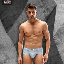 52025 Men Underwear Briefs Silky Modal Breathable Slip Men Soft Comfortable Eco-