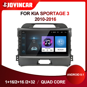 9 2 Din Android 9.1 Car Radio Multimedia Video Player For KIA Sportage 3 2010-2016 Car Autoradio GPS Navigation WiFi image