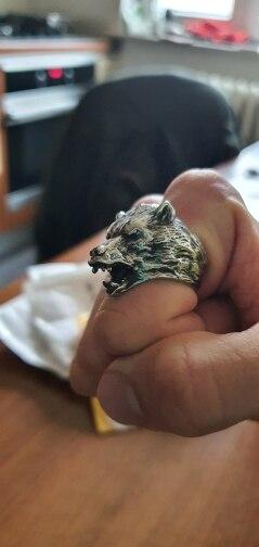טבעת לגבר ויקינג דגם 0361 photo review