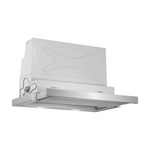 Conventional Hood BOSCH DFS067A50 60 Cm 740 M³/h 55 DB 146W Stainless Steel
