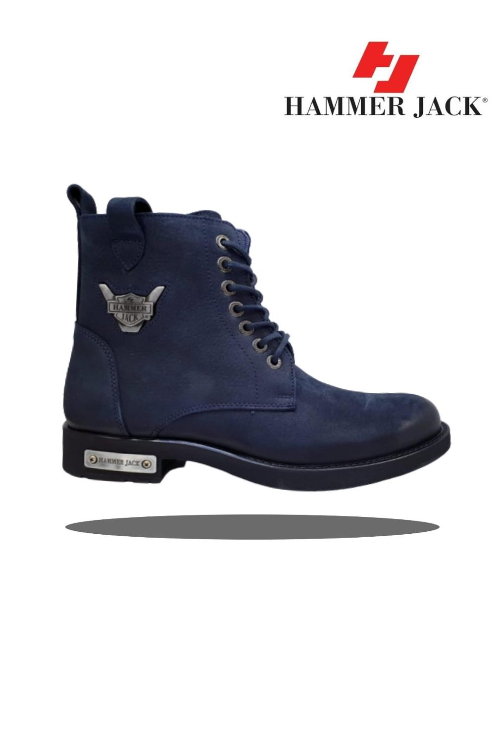 Hammer Jack Male Genuine Leather Boots 102 15200-M