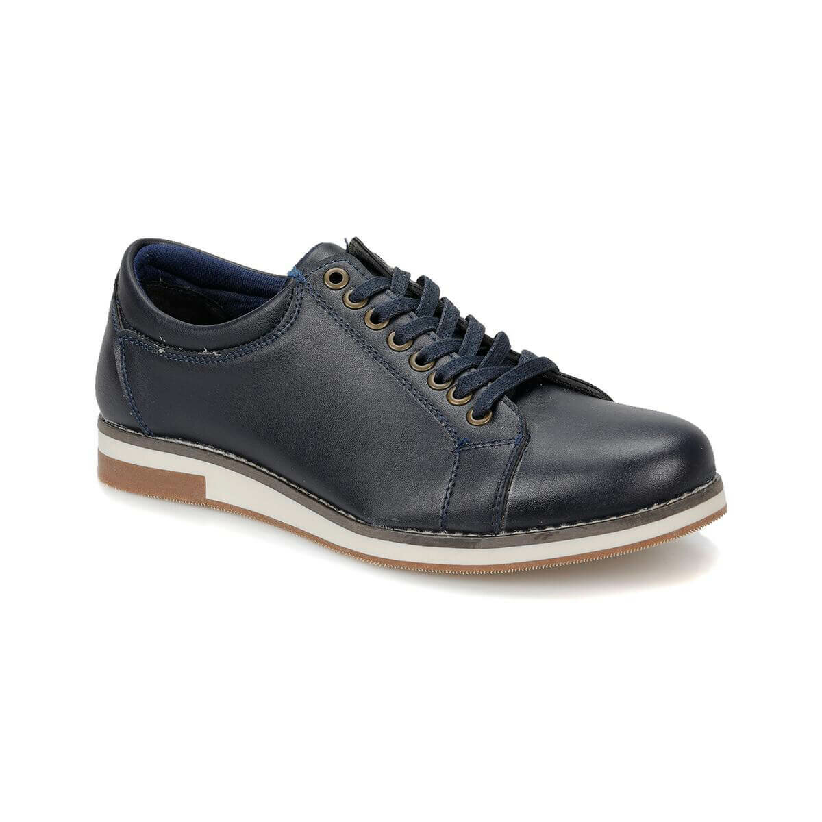 FLO 407. Navy Blue Men 'S Shoes Oxide