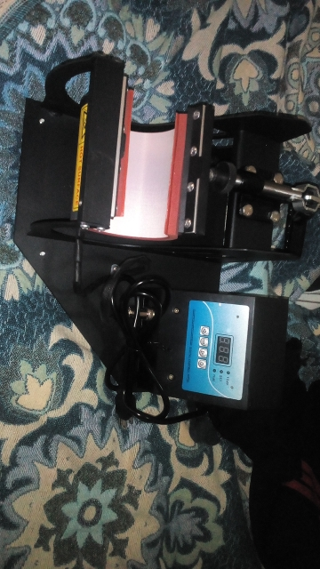 Freeshipping Wtsfwf Portable Mug Heat Press Printer Machine 2D Mug Sublimation Machine Mug Press Machine-in Printers from Computer & Office on AliExpress