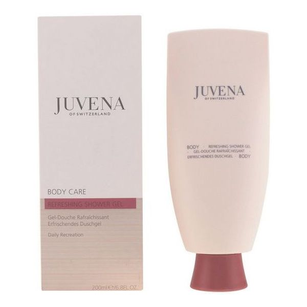 Shower Gel Body Care Juvena