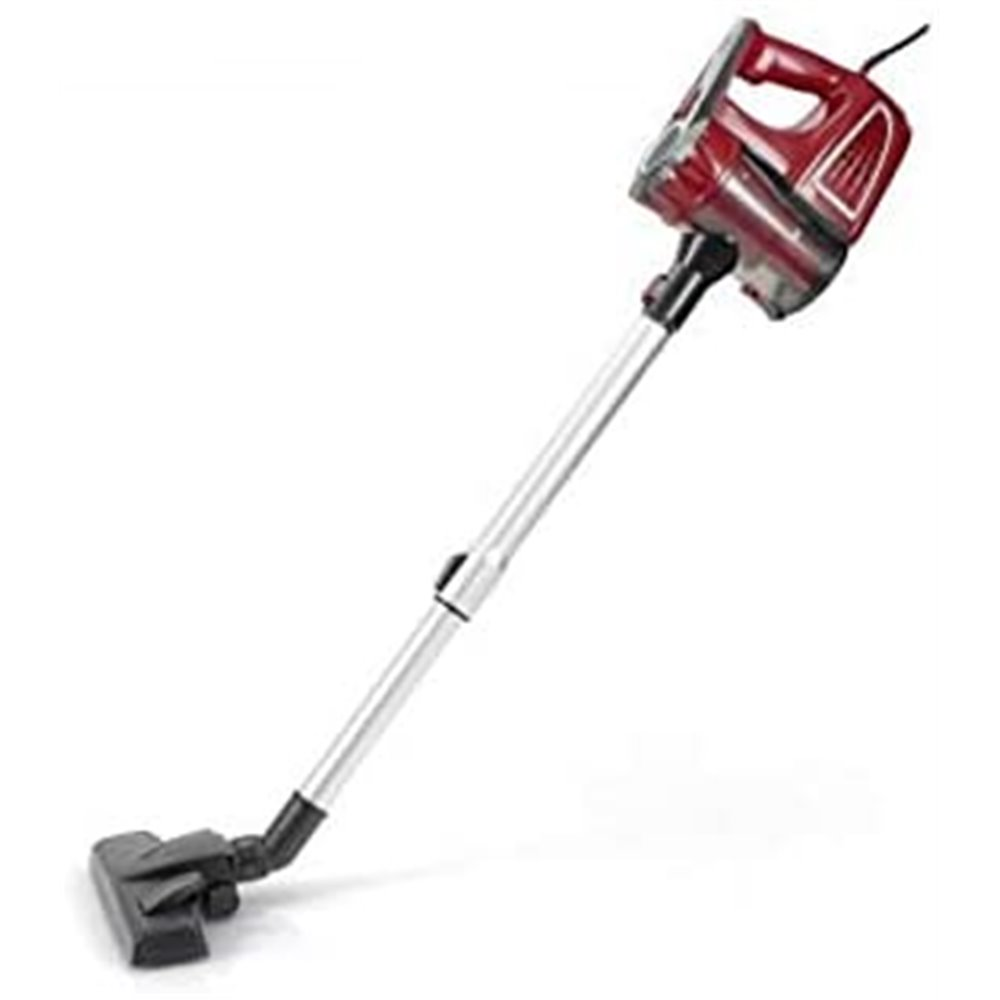 BBE PRO Broom Vacuum Cleaner 2 In 1 Cicloplus Evolution Wall Hanger + 4 Accessories