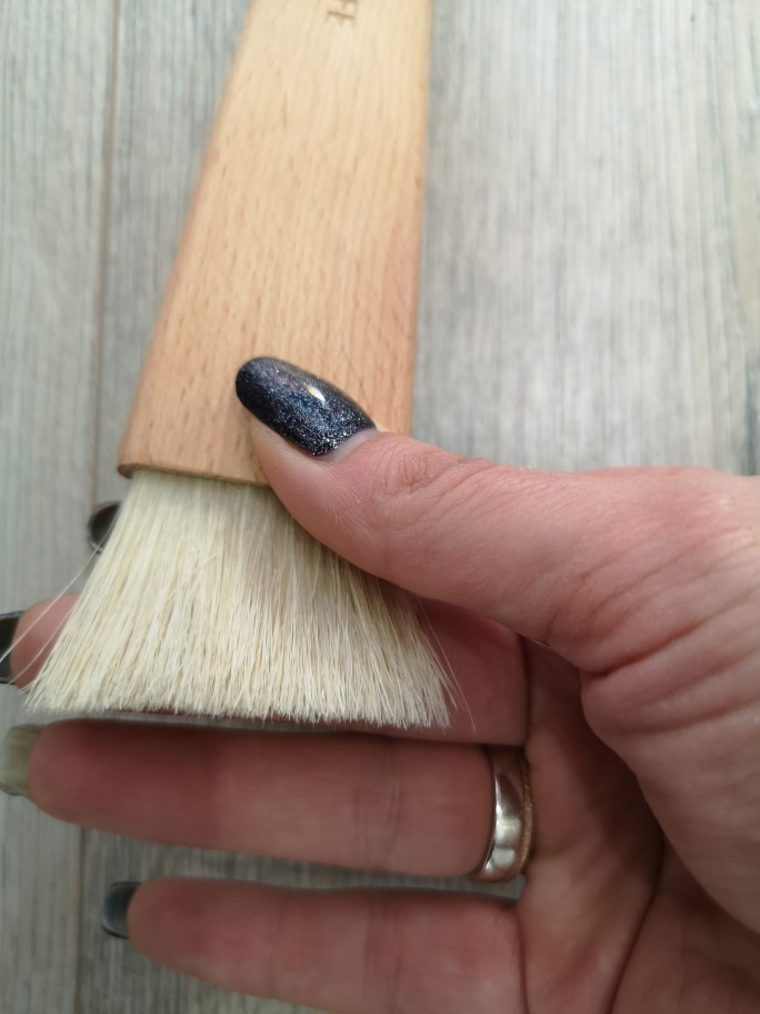 Kitchen Wood Handle Brushes Natural Eco-Friendly For Oil, Meat and Bakery