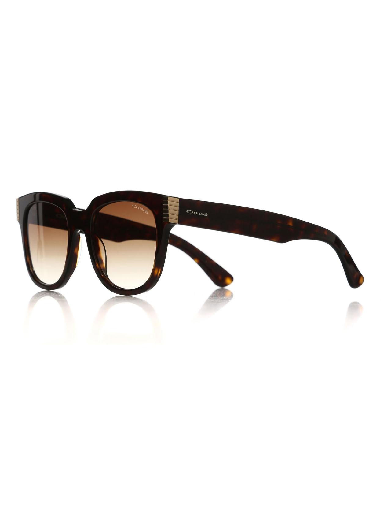 Women's sunglasses os 2150 02 bone Brown organic square square 53-21-147 osse